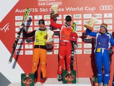 Weltcup in Innichen (ITA) 2012