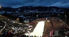 Skisprung: FIS World Cup Skisprung, Vier-Schanzen-Tournee - Oberstdorf (GER) - 30.12.2012