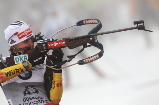 Biathlon: IBU World Cup Biathlon - Oberhof (GER) - 02.01.2013 - 06.01.2013