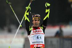 Biathlon: IBU World Cup Biathlon - Ruhpolding (GER) - 08.01.2013 - 13.01.2013