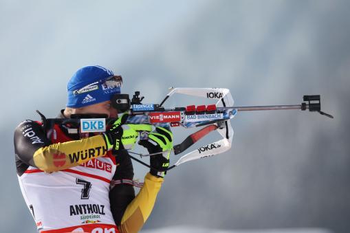 Biathlon: IBU World Cup Biathlon - Antholz (ITA) - 16.01.2013 - 20.01.2013