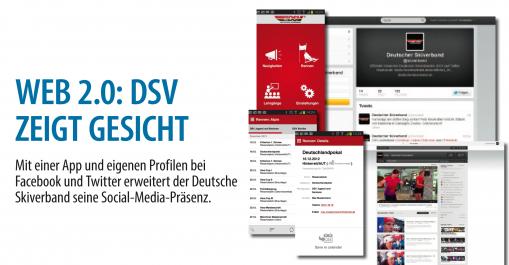 Web 2.0: DSV zeigt Gesicht