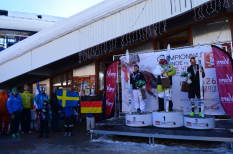 Speedski-Weltmeisterschaft in Vars