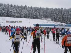 Rennsteig Ski-Lauf 2013