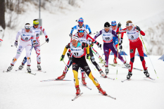Langlauf: FIS World Cup Langlauf - Oslo (NOR) - 15.03.2013 - 17.03.2013