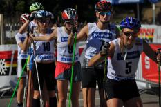 FIS Rollski WM 2013, 1. Renntag