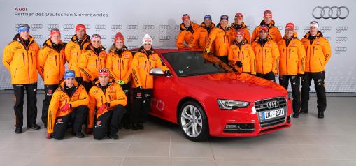 DSV-Team Biathlon 2013/2014