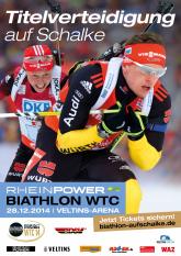 Biathlon World Team Challenge 2014