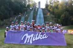 DSV Milka Schülercamp mit Martin Schmitt