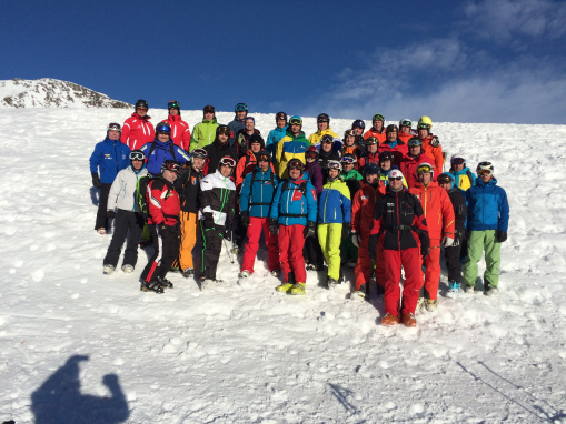 Skischulleiterausbildung 2014