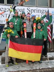 WM-Bronze Teamwettbewerb