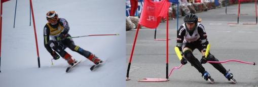 Ski/Ski Inline