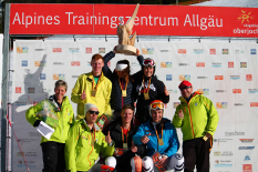 Finale Deutsche Skiliga, Oberjoch