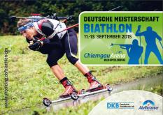 Deutsche Biathlon-Meisterschaften 2015, Ruhpolding