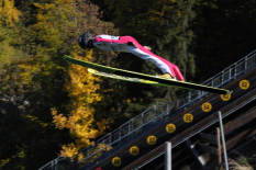 Skispringen Erdinger Arena