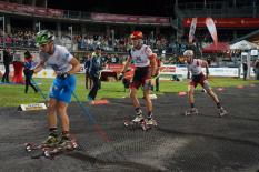 FIS Grand Prix, Erdinger Arena