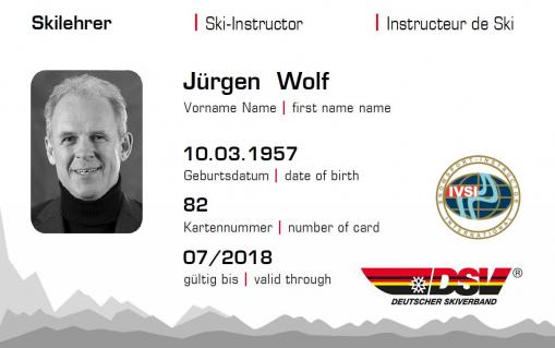 DSV Card