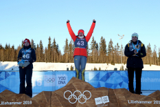YOG Lillehammer, Juliane Frühwirt