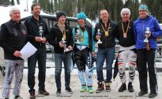 Deutsche Seniorenmeisterschaften Alpin 2016, Hochfügen