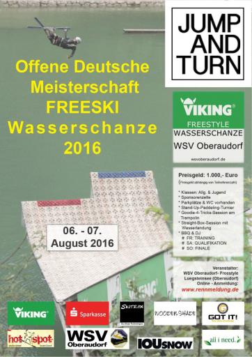 5.0 JUMP & TURN Oberaudorf