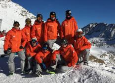 Bundeslehrteam Snowboard