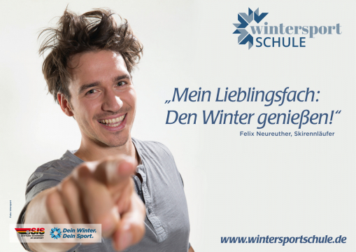 WintersportSCHULE, Felix Neureuther