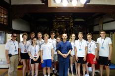 Deutsch-Japanischer-Jugendaustausch 2017