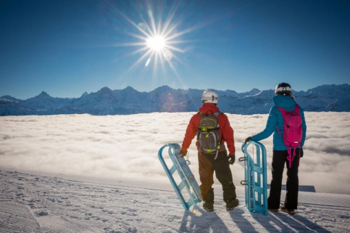 Snow Camp Schweiz Interlaken