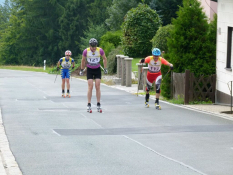 Rollski-Run am 12.-13. August in Carlsgrün