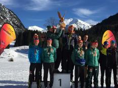 Finale Deutscher Schülercup/DP, Oberstdorf