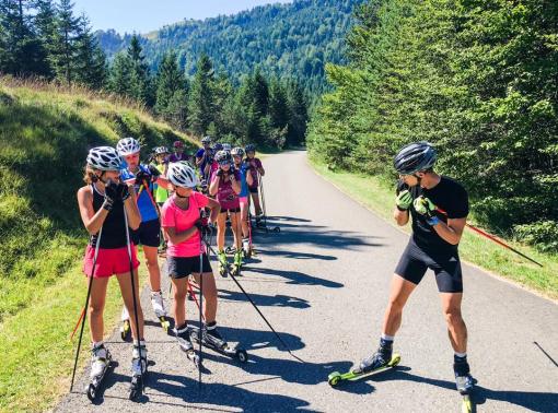 DSV-Skilanglauf-Nachwuchscamp