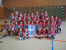 Kindergartenolympiade 2018 Skiverband Oberfranken