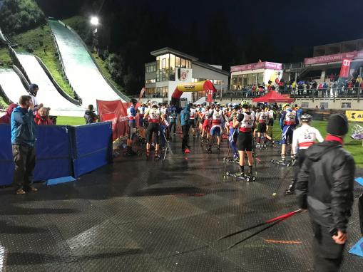 DSV-Skischule, Sommerevent