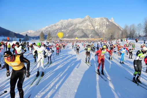 König-Ludwig-Lauf, Start