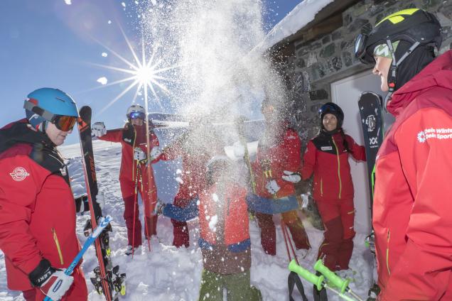 DSV-Wintersportbefragung