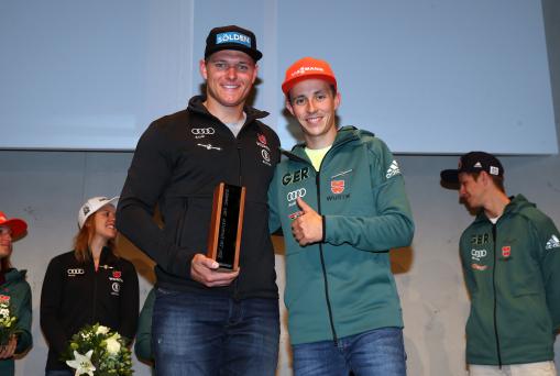 Skisportler des Jahres 2018, Thomas Dreßen
