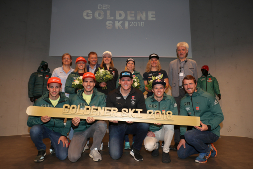 Goldener Ski 2018, Presiträger