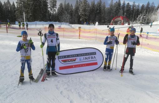 DSV Schülercup, Biathlon, Todtnau
