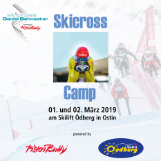 Pistenbully Ski Cross Camp, Ostin