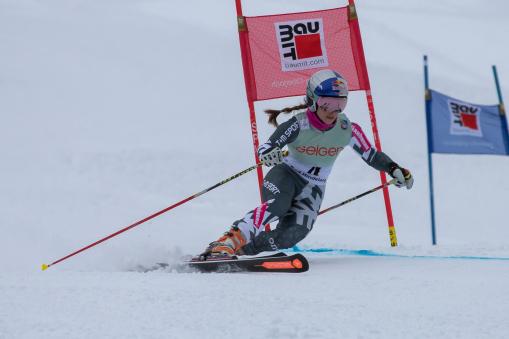Johanna Holzmann, Sprint, Weltcup Krvavec, 17.02.2019