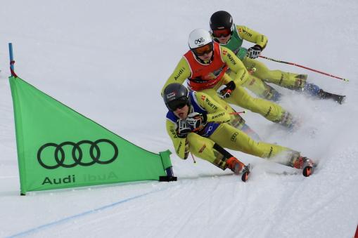 Ski Cross, Europacup Grasgehren 2019