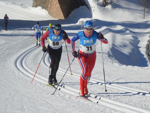 Deutsche Meisterschaft der Masters im Skilanglauf
