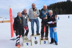Deutsche Meisterschaft Masters Ski Alpin 2019 23./24. Februar 2019