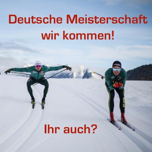 DM Vereinsstaffel 2019, Reit im Winkl