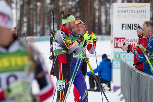 Biathlon Masters International Championships, Kontiolahti