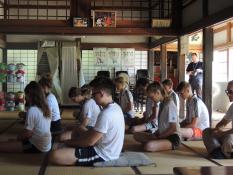 Deutsch-Japanischer Sportjugend Simultanaustausch