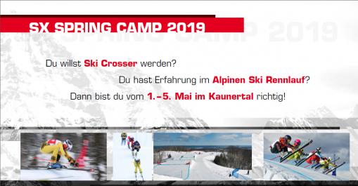 SX SpringCamp 2019, Kaunertal