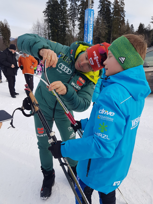 DSV/BSV-Nachwuchscamp Skilanglauf 2019
