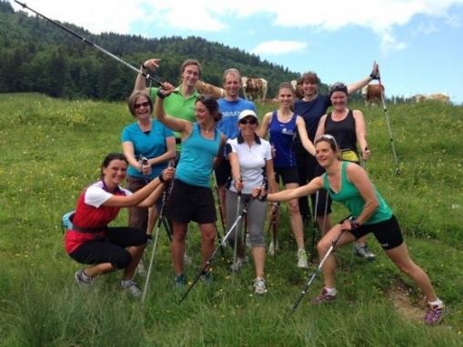 Nordic Walking Ausbildung im Tegernseer Tal