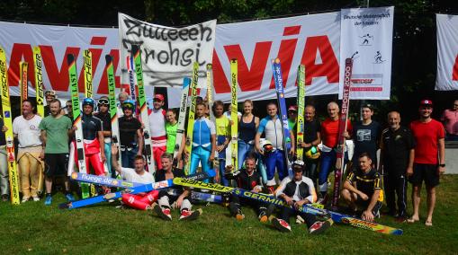 Deutsche Meisterschat Skispung Masters 2019, Zschopau